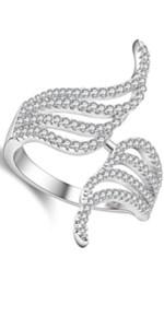adjustable ring for teen girls, adjustable ring shanks, adjustable ring setting,ring for women