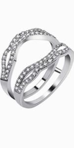 ring enhancers white gold,engagement rings engagement rings enhancers,ring enhancer for women
