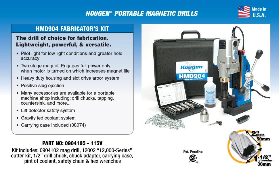 HMD904 Fab Kit