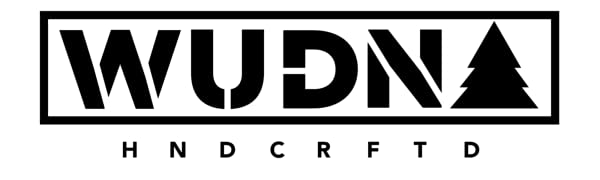 WUDN wooden products handcrafted in Hidden Springs, Idaho, USA