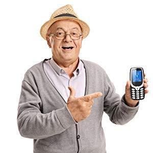 Old people phone