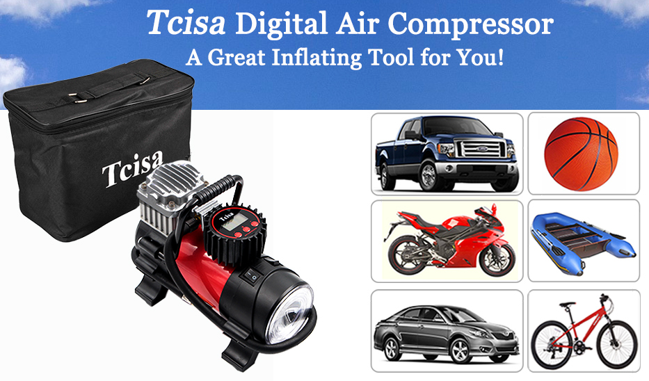 Best Air Compressor For Bikes And Cars