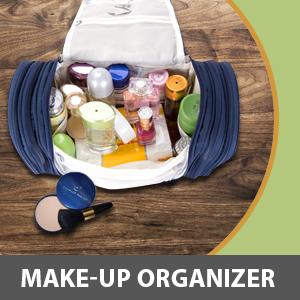 toiletry bag organizer cosmetics travel hanging