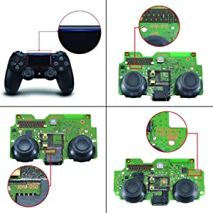 eXtremeRate  DAWN Programable Remap Kit for PS4 Controller JDM-040 JDM-050 JDM-055 #2