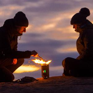 BioLite CampStove 2 Wood Burning Camping Stove
