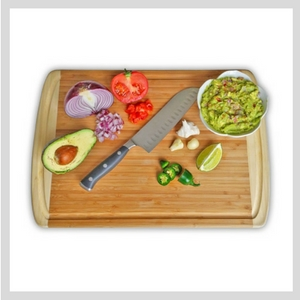 cutting board with food. THE GREENER CHEF ORGANIC BAMBOO CUTTING BOARD Cutting Board With Food