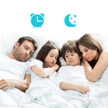 Sleep and alarm