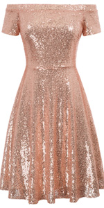 women sequin dress