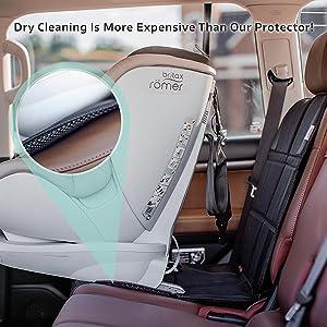 Amazon Com Car Seat Protector Premium Carseat Auto Cover For