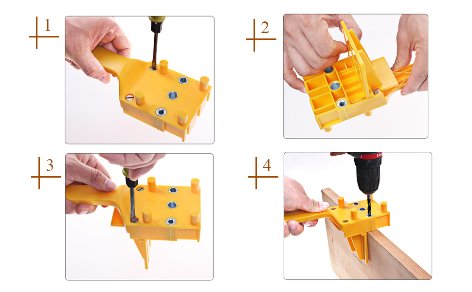 doweling jig kit