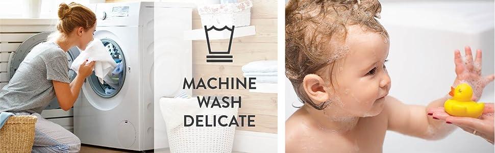 machine wash delicate