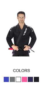 Amazon.com : Elite Sports IBJJF Ultra Light BJJ Brazilian ...