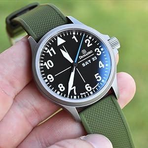 Amazon Com Barton Elite Silicone Watch Bands Quick