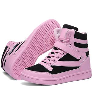 hidden heel shoes Sneaker with high heel elevator shoes inside platform shoes