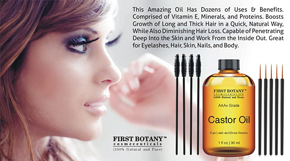 Natural Eyelash Growing Remedy