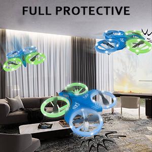crash proof drone