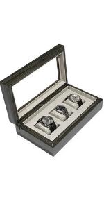 oyobox smart watch box storage organizer display case
