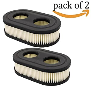 Amazon.com: HOOAI 593260 798452 - Filtro de aire para ...