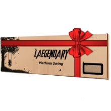 Gift box for Platform Swing