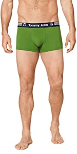 Tommy john cool cotton square cut trunks