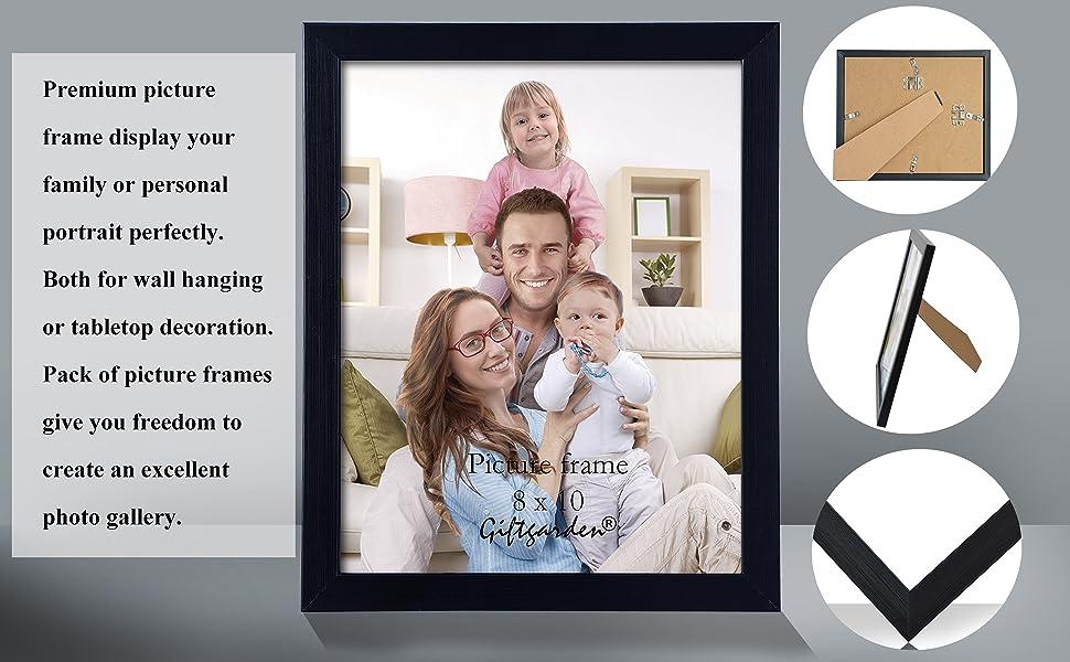 10x8 inch photo frame