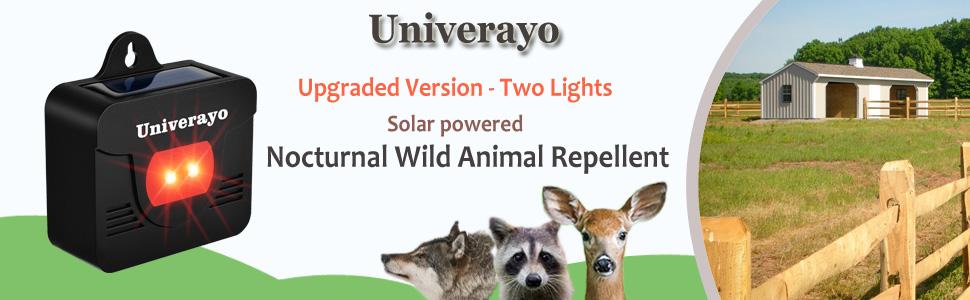 predator light deer repellent coyote deterrent coyote repellent coyote light deer repeller