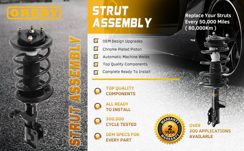 Struts Assembly