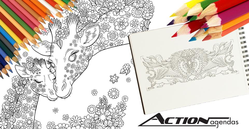 Amazon.com: Action Publishing Coloring Book: Wondrous Curiosities ...
