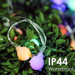 waterproof string lights