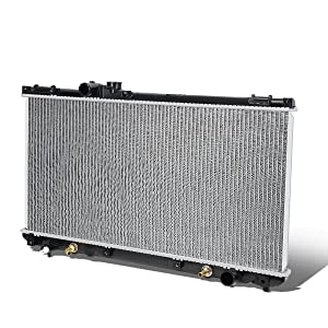 Aluminum Core Radiator OE Replacement for 01-05 Lexus IS300 Auto AT dpi-2356