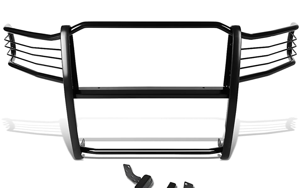 Amazon.com: GRILL-G-022-VR, defensa, Negro: Automotive