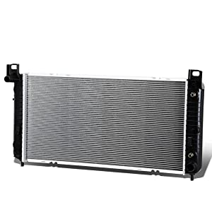 Suburban 2500 6.0 V8 2 ROW Aluminum radiator for CHEVY Suburban 1500 5.3 00-13