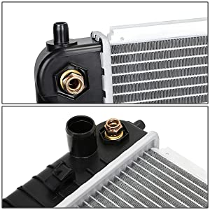 Aluminum Core Radiator OE Replacement for 97-05 Malibu//Cutlass//Grand Am dpi-2264