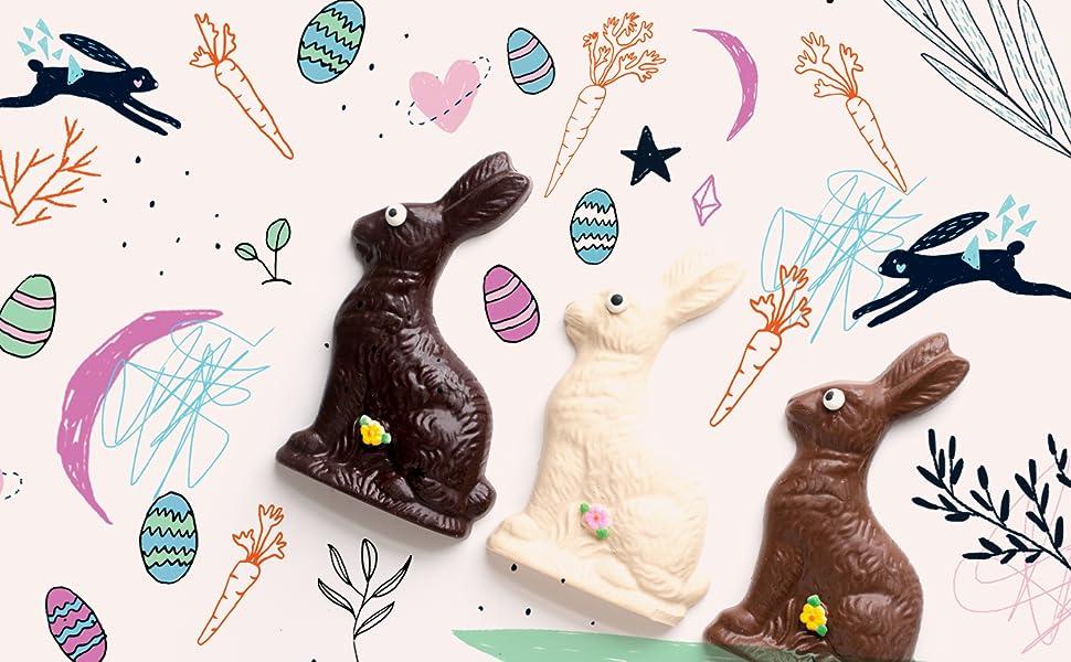 cadbury godiva lindt hersheys solid best bunnies bunny oreo covered truffle eggs box candy adult egg
