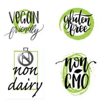 vegan non gmo gluten free non dairy