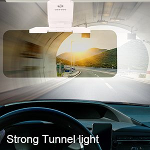tunel strong light visor extender