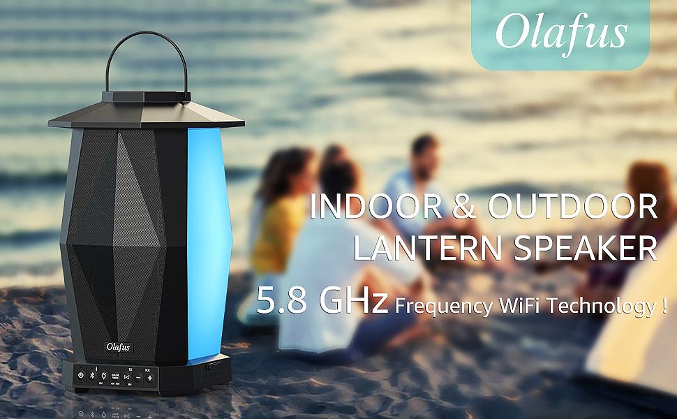 5.8G speakers