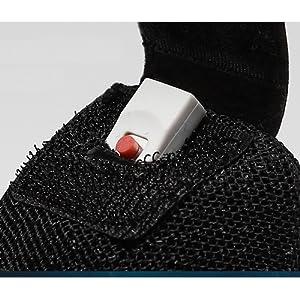 light up shoes hidden button