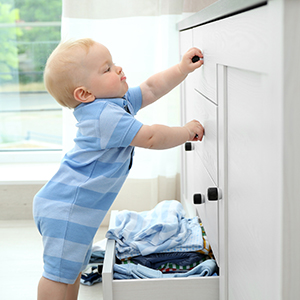 Amazon Com Baby Magnetic Cabinet Locks Child Safety