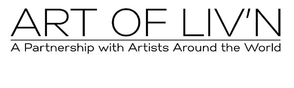 Art of Liv'n, A partnership with artists around the world.