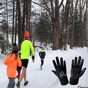 Winter Gloves Running for Kids