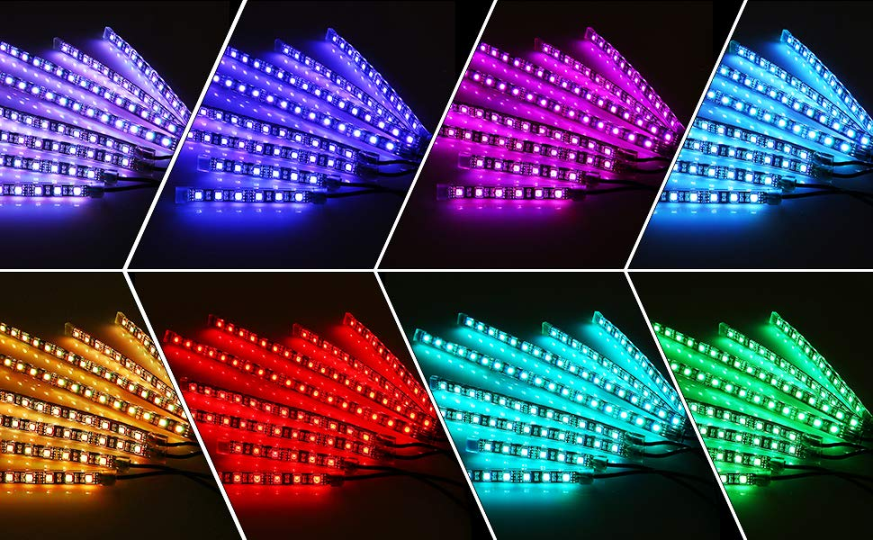 8 RGB