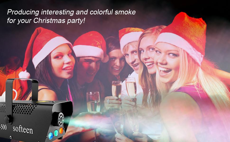 party smoke machine