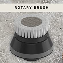 rotary shaver men face cleaning rechargeable facial wet brush wahl noelco norelco hatteker phillips