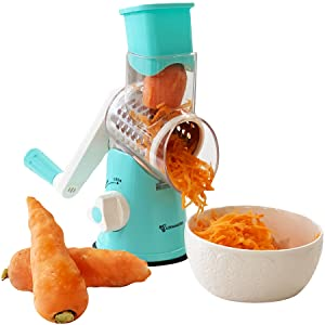 carrot grater vegetable shredder brocoli cauliflower manual veggi shredder