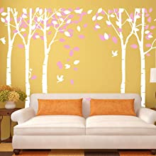 Wall sticker for girls