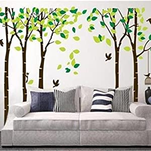 Tree wall art for bedroom