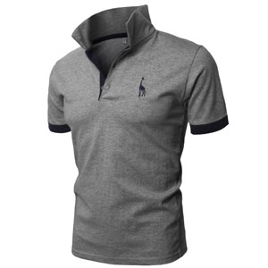 230874f5a H2H Mens Casual Slim Fit Polo T-Shirts Basic Designed of Various ...