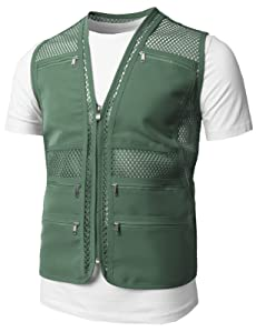 The Vest Is Suitable For Hiking Climbing Fishing Photography And Other Leisure Outdoor Sports