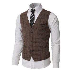 check men vest